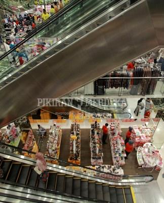 Matahari Mall di Hermace Palace Mall Banda Aceh Foto PM/Oviyandi Emnur.