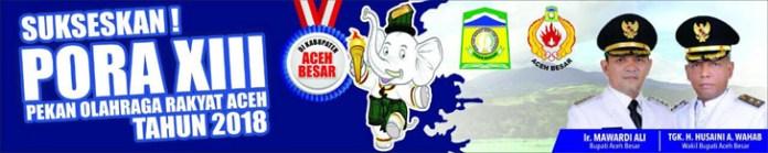 Iklan PORA Aceh Besar