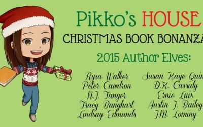 Coming Soon: First Annual Christmas Book Bonanza