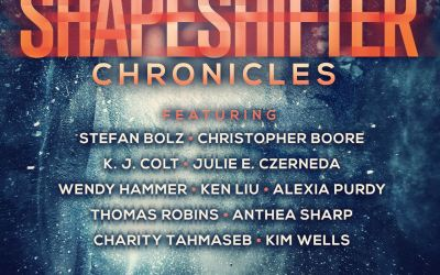 Join Us – The Shapeshifter Chronicles Launch Party