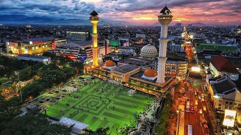 Tempat Wisata Gratis di Bandung yang Ramah Kantong  Piknik