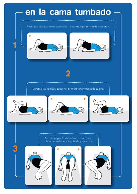C mo eliminar el dolor de espalda y descansar mejor karpihogar - Como descansar mejor ...