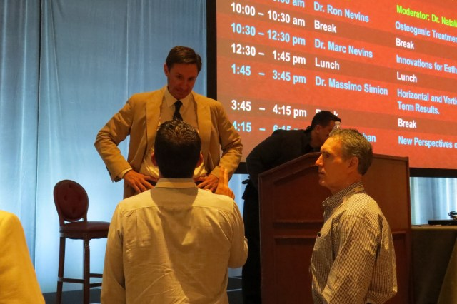 Day 3 - Dr. Marc Nevins