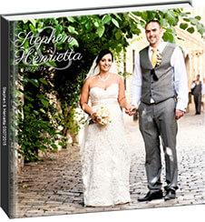 Hochzeitsfotobuch LayflatHochzeitsalbum  PikPerfect