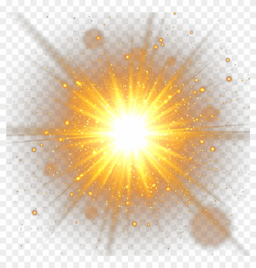 Download Download - Sun Effect Light Png Clipart Png Download - PikPng