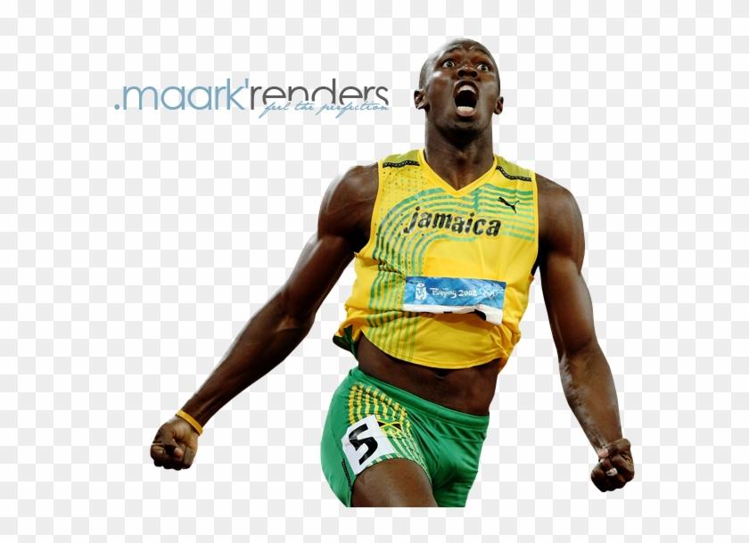 runner athlete photo usain bolt athlete