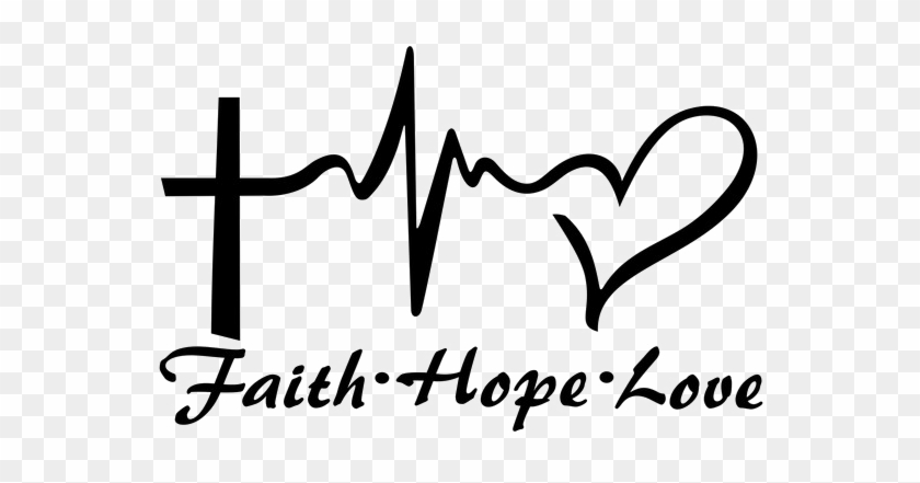 Download Download Faith Png Free Download - Faith Hope Love Vector ...