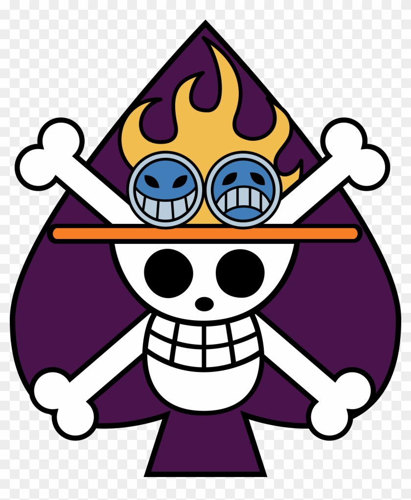 Make your device cooler and more beautiful. Whitebeard Jolly Roger One Piece Tattoo