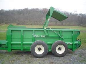 1190 Manure Spreader - 3