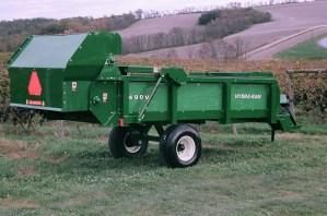 490V Manure Spreader - 4