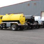 vacuum truck fleet