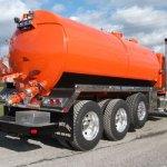 liquid waste tank