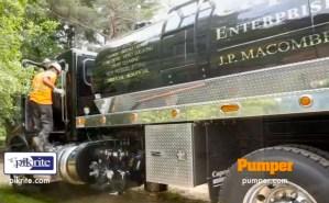 New Vacuum Tank