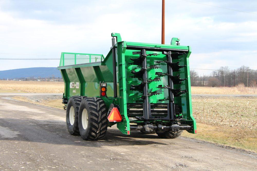 HP 500 Best manure spreader