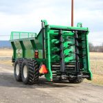 HP 500 Best manure spreader
