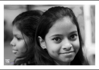 Portrait for Help-Portrait Kolkata 2013 - 8