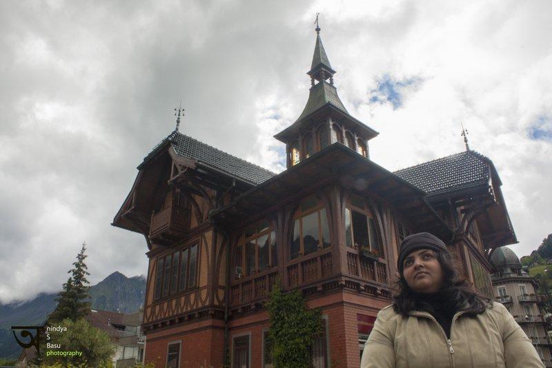 Engelberg Switzerland Town 11