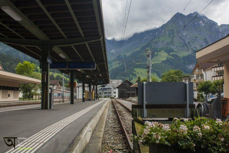 Engelberg Switzerland Town 18