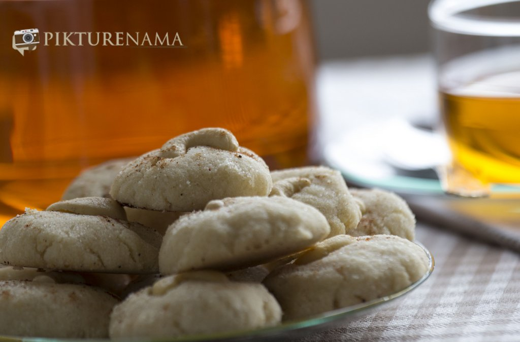 Nan Khatai the original Indian cookie with Dutch origin