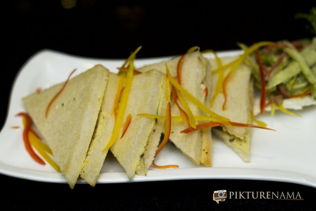 Cool Casa Sandwich at Casa Kitchen Kolkata Summer Time Soiree by Pikturenama