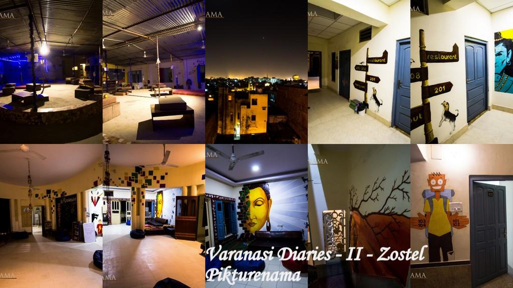 Varanasi diaries II – Zostel Varanasi -7 reasons why you shouldn't be there ??
