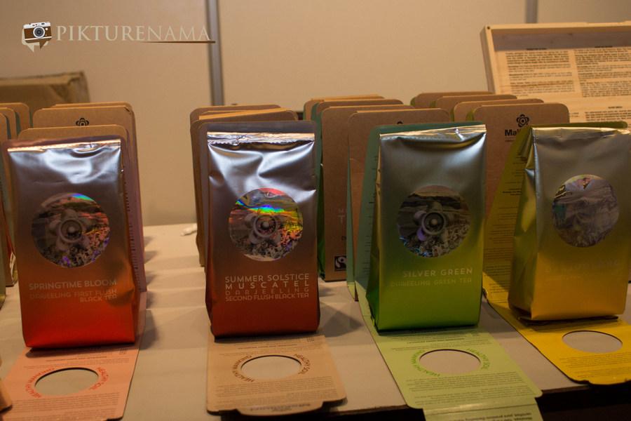 The Lalit Great Eastern Tea treasures makaibari range of products