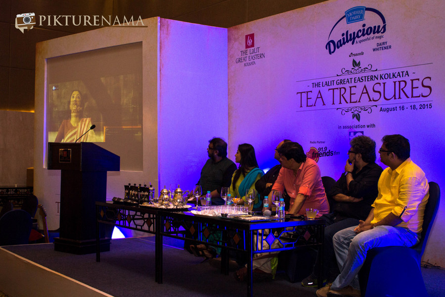 The Lalit Great Eastern Tea treasures trailer for