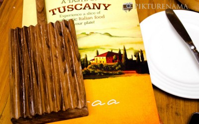 A taste of Tuscany at Afraa Restaurant