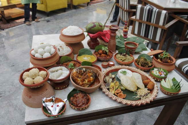 DurgaPuja 2015 places to eat out in kolkata The lalit Great eastern