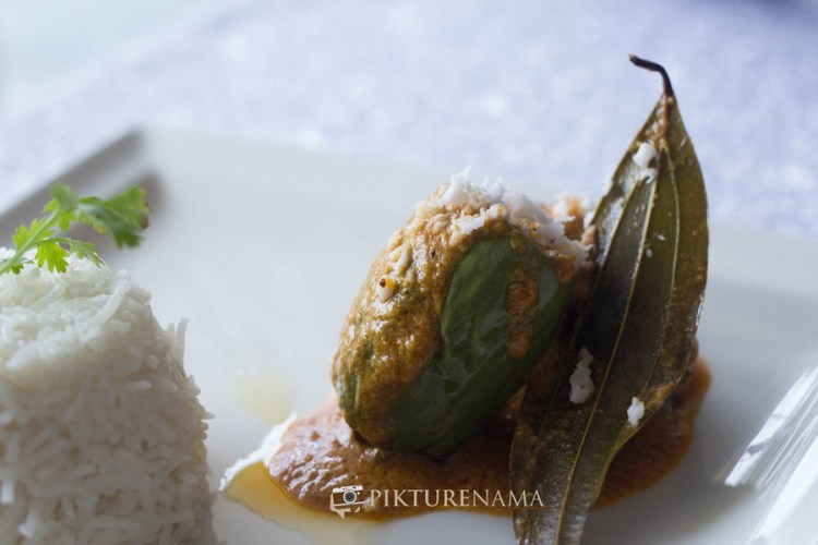 The Gateway Hotel Kolkata Food festival Potoler Dolma