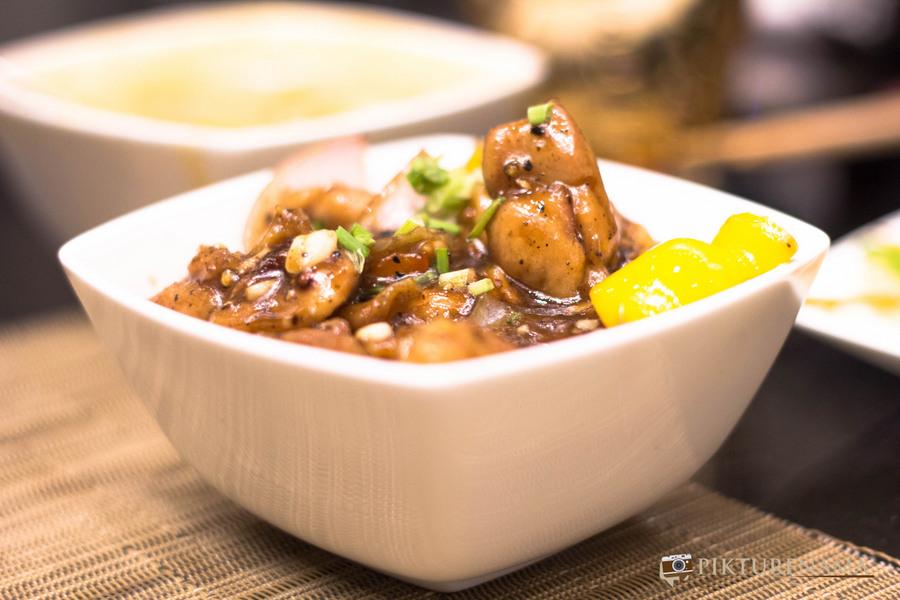 Pan Asian at ITC Sonar Kolkata – our experience of restaurant week India