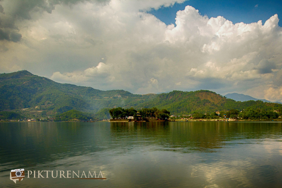 Phewa Lake Pokhara boat ride - 9