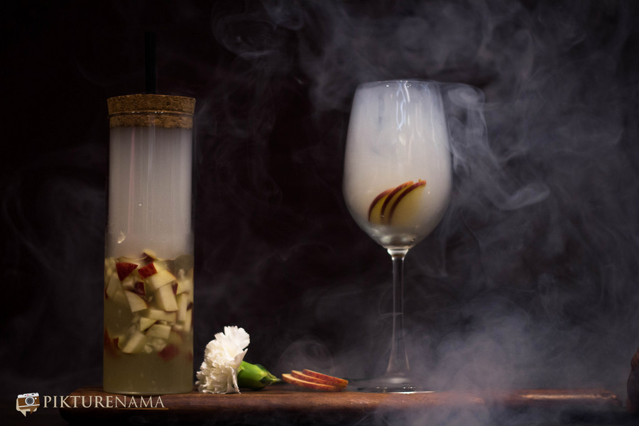Smoked Cocktail festival at Smoke House Deli Kolkata