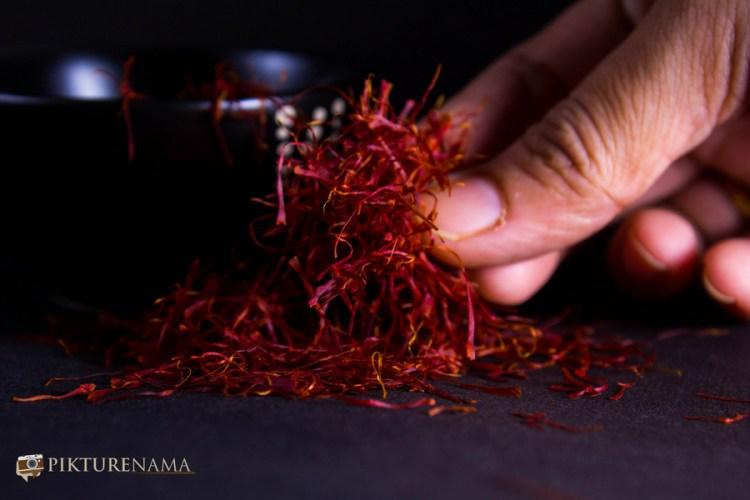 Diwali sweet kesar sandesh 1