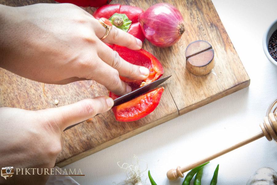 Chicken salad preparations 4