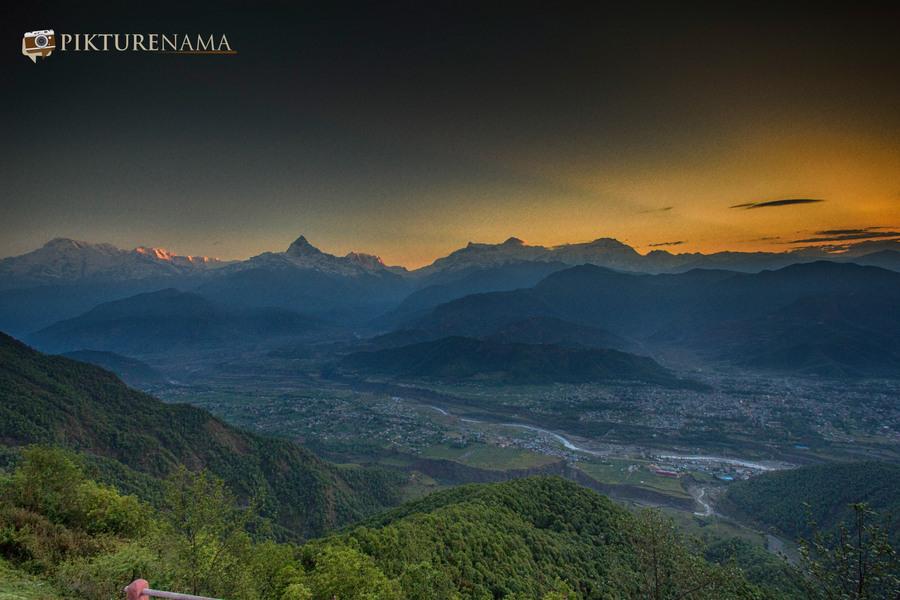 sarangkot sunrise 2