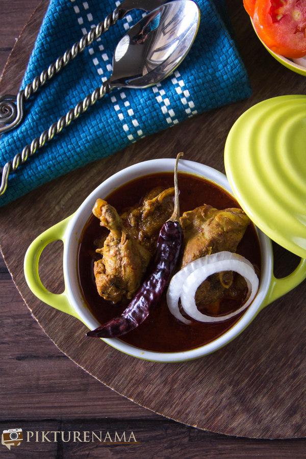 Chicken Vindaloo 1