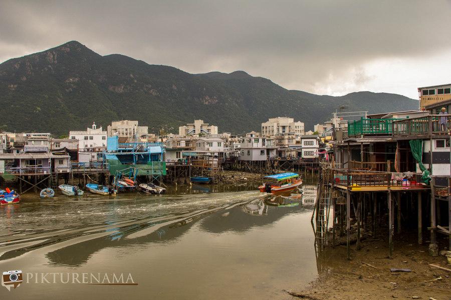 Tai O village  Lantau Island Hong Kong How I spent 2 hours