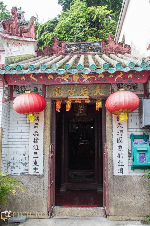 Tai O village 28