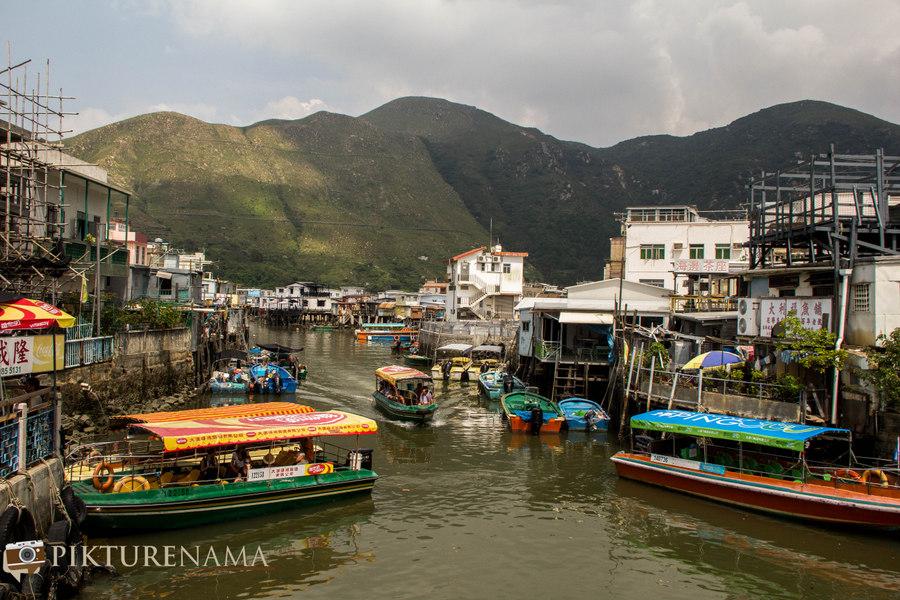 Tai O village 35