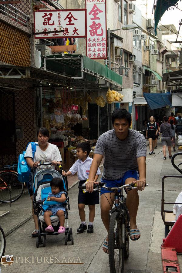 Tai O village 5