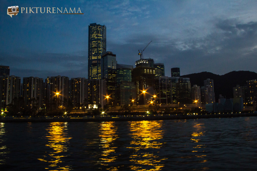 Sunset cruise Hong Kong 13