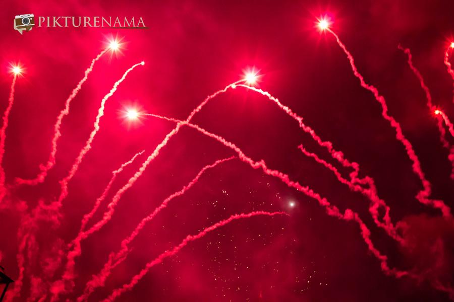 HongKong Disneyland Fireworks 16