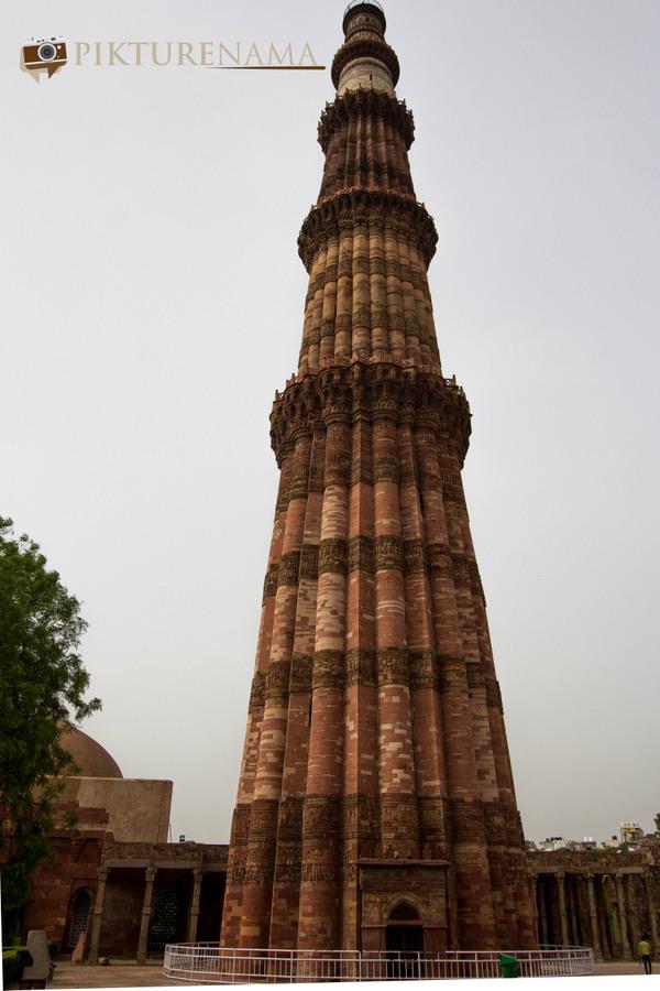 Qutub Minar and Qutub complex -1