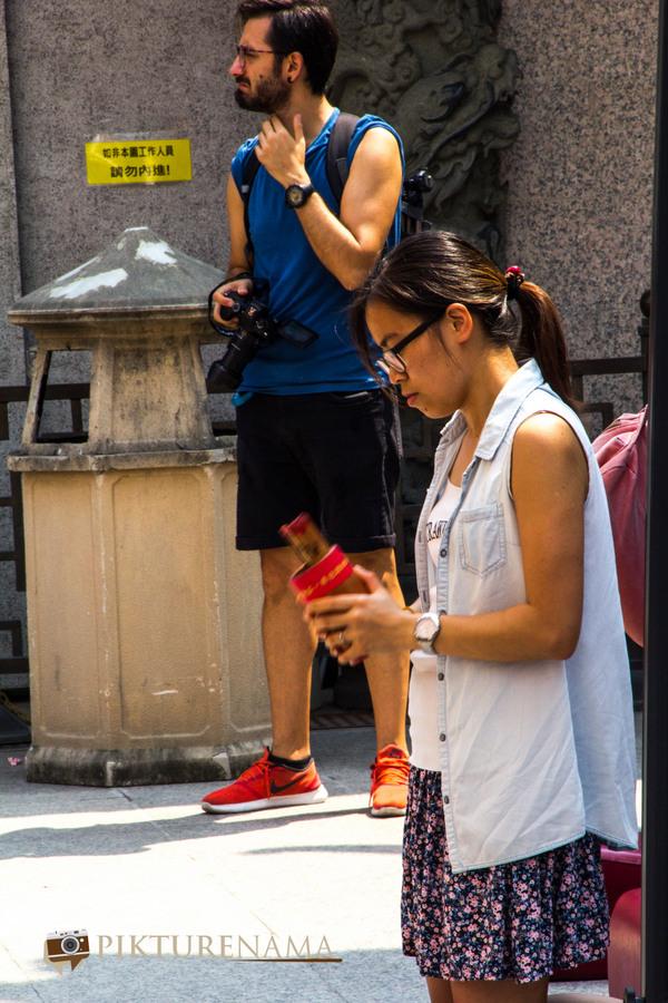 Wong Tai Sin temple HongKong and Man Mo Temple 10