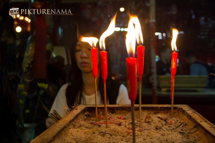 Wong Tai Sin temple HongKong and Man Mo Temple 38