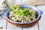 Butter garlic squids 4