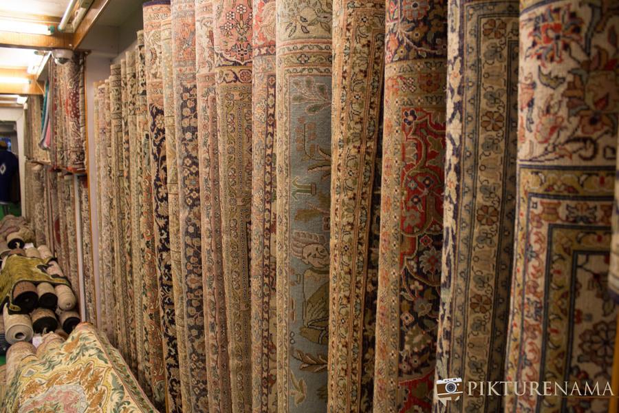Faces of Kashmir carpet weaver 12