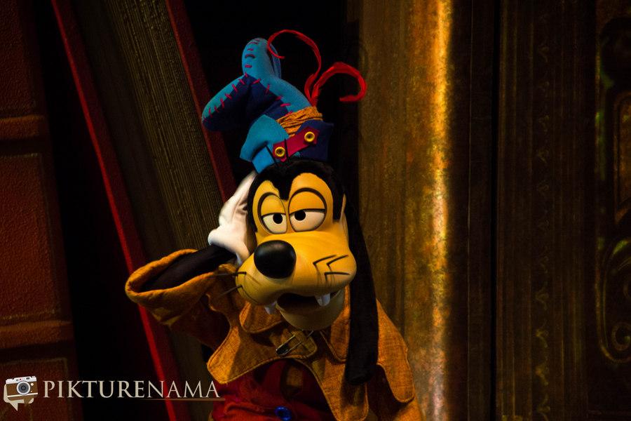 Mickey and the wondrous book goofey