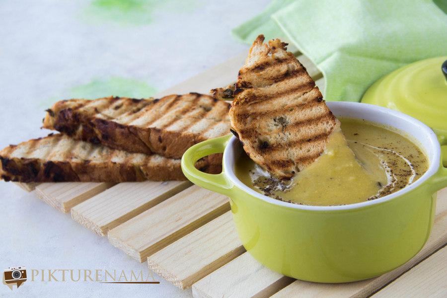sweet corn soup 6